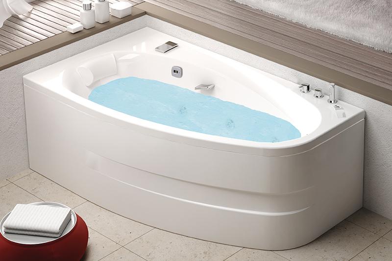 baignoire balneo 170x90 great baignoires duangle with. Black Bedroom Furniture Sets. Home Design Ideas
