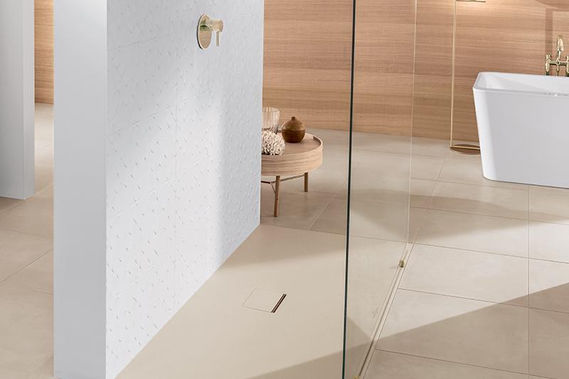 fic vous pr sente receveur squaro infinity villeroy et boch. Black Bedroom Furniture Sets. Home Design Ideas